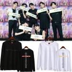 เสื้อแขนยาว GOT7 EYES ON YOU in Concert 2018-ระบุสี/ไซต์-