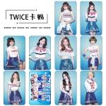 Sticket Card set TWICE #twice (B) 10pc