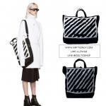 กระเป๋า OFF-WHITE Spray Tote bag -ระบุแบบ-