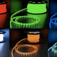 ไฟสายยาง LED (ท่อกลม) 100 m