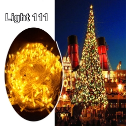 ไฟกระพริบ LED สีเหลือง