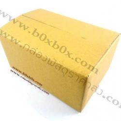 กล่องพัสดุฝาชน size AAA2 (ไม่พิมพ์) 8*16*6cm.