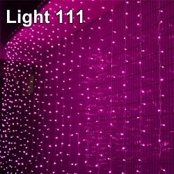 ไฟไม่กระพริบ LED สีชมพู