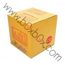 กล่องพัสดุฝาชน size CD (15*15*15ซม)
