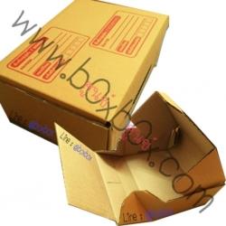 กล่องพัสดุไดคัท size AA (11*17*6ซม)