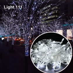 ไฟกระพริบ LED สีขาว