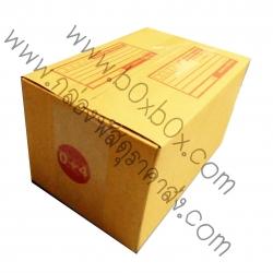 กล่องพัสดุฝาชน size 0+4 (ขนาด11*17*10ซม)