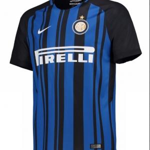 ชุดบอลทีมเหย้า Inter Milan 2017 -2018