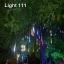 ไฟดาวตก LED 80 cm. สีขาว (ไฟฝนดาวตก) thumbnail 8