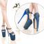 รองเท้าส้นสูง 7.6 นิ้ว สีน้ำเงิน/เทา ไซต์ 34-43 thumbnail 5