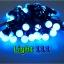 ไฟเชอรี่ LED สีฟ้า thumbnail 2