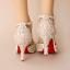 รองเท้าเจ้าสาวสีขาวแต่งคริสตัลงานหรู ไซต์ 34-39 thumbnail 3