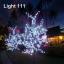 ไฟต้นไม้ (ซากุระ) LED 2 ม.1152 led สีขาว thumbnail 7