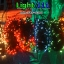 ไฟหยดน้ำ สายเขียว หลอดธรรมดา สีรวม thumbnail 8
