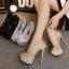 รองเท้าส้นสูง ไซต์ 34-40 สี : ทอง/เงิน/ดำ thumbnail 1