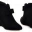 รองเท้าส้นเตารีดปลายแหลมสีชมพู/ดำ/เขียว ไซต์ 34-43 thumbnail 7