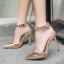 รองเท้าส้นสูงสีเงิน/ทอง ไซต์ 35-40 thumbnail 6