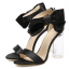 รองเท้าแฟชั่น ไซต์ 35-40 สีดำ/ทอง thumbnail 6