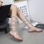 รองเท้าส้นแบนแบบหรู ไซต์ 34-46 thumbnail 4