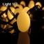 ไฟปิงปอง 20 led สีวอมไวท์ cl-032 thumbnail 4