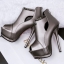 รองเท้าส้นสูง ไซต์ 34-39 สีดำ สีขาว สีเงิน สีเทา thumbnail 12