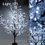 ไฟต้นไม้ ซากุระ 1.5 m 480 led สีขาว thumbnail 1