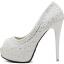 รองเท้าส้นสูง ไซต์ 34-39 สีดำ/ขาว thumbnail 8