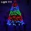 ต้นคริสมาสมีไฟ 2.1 m. cl-303 thumbnail 12