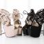 รองเท้าส้นสูง ไซต์ 35-40 สีดำ สีครีม thumbnail 9