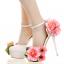 รองเท้าเจ้าสาวแต่งดอกไม้ ไซต์ 34-39 thumbnail 1