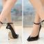 รองเท้าส้นสูงปลายแหลม 5.2 นิ้ว สีดำ/แดง/เงิน/ทอง/น้ำเงิน ไซต์ 35-43 thumbnail 6