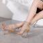 รองเท้าส้นสูงสีทองสวยหรู ไซต์ 35-42 thumbnail 2