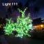 ไฟต้นไม้ (ซากุระ) LED 2 ม.1152 led สีเขียว thumbnail 7
