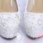 รองเท้าเจ้าสาวประดับมุขสวยหรู ไซต์ 34-39 สูง 4,4.8,5.6 thumbnail 7