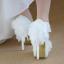 รองเท้าเจ้าสาวสีขาว ไซต์ 34-40 สูง 5.6 / 4.4 / 3.2 นิ้ว thumbnail 8
