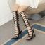 รองเท้าส้นสูง ไซต์ 35-40 สีดำ สีครีม thumbnail 5
