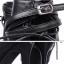 รองเท้าส้นสูง ไซต์ 34-40 สีดำ/ครีม thumbnail 11