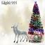 ต้นคริสมาสมีไฟ 2.1 m. cl-303 thumbnail 2
