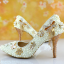 รองเท้าเจ้าสาวสีเงิน/ทอง ไซต์ 35-39 thumbnail 2