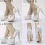 รองเท้าเจ้าสาวประดับมุขสวยหรู ไซต์ 34-39 สูง 4,4.8,5.6 thumbnail 1