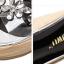 รองเท้าส้นเตารีดลายไม้สีครีม/ดำ ไซต์ 34-39 thumbnail 9