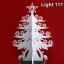 โฟม ต้นคริสมาส 3D ตกแต่งงานคริสมาส cl-501 thumbnail 3