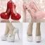 รองเท้าเจ้าสาว ไซต์ 34-39 ส้นสูง 5-14 ซม. thumbnail 1