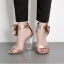 รองเท้าแฟชั่น ไซต์ 35-40 สีดำ/ทอง thumbnail 5