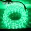 ไฟสายยาง LED (ท่อกลม) 10 m. สีเขียว thumbnail 1