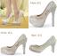 รองเท้าเจ้าสาวสีขาว ไซต์ 34-40 สูง 5.6 / 4.4 / 3.2 นิ้ว thumbnail 1
