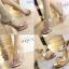 รองเท้าส้นสูงแบบสวมสีทอง/เงิน ไซต์ 34-39 thumbnail 1