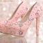 รองเท้าเจ้าสาว ไซต์ 34-39 ส้นสูง 5-14 ซม. thumbnail 4