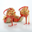 รองเท้าเจ้าสาวสีแดงปลายแหลม ไซต์ 34-38 thumbnail 3