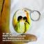 009-พวงกุญแจวงรี 48x68mm. thumbnail 2